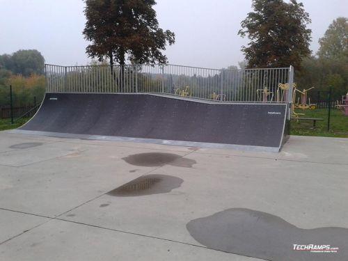 Skatepark Oborniki