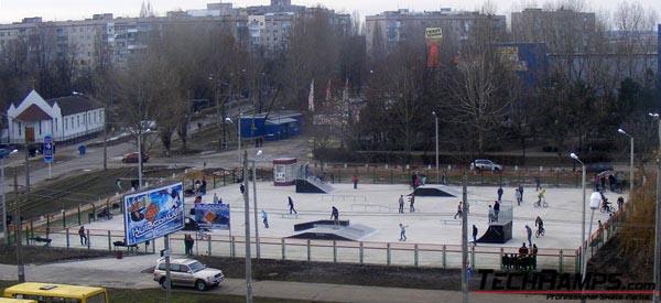Skatepark Odessa