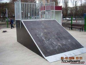 Skatepark Odessa - 1
