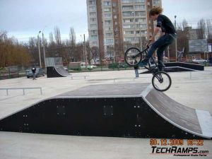 Skatepark Odessa - 10