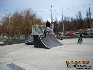 Skatepark Odessa - 12