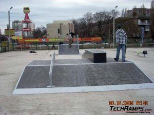 Skatepark Odessa - 3