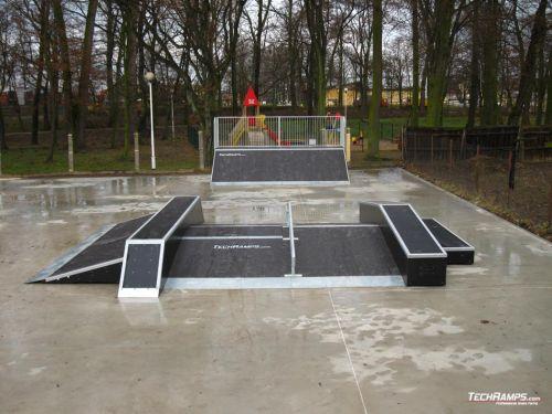 Skatepark Odolanow
