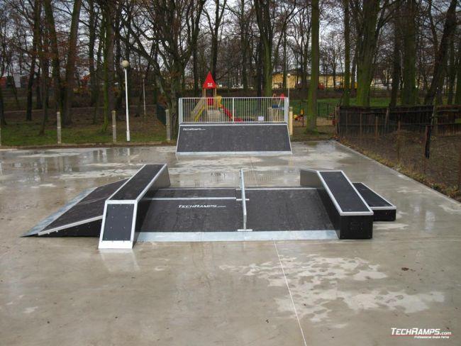 Skatepark Odolanów