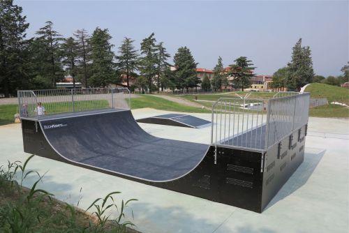 Skatepark Orio al Serio (Włochy)