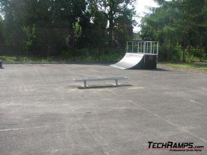 Skatepark Ośno Lubuskie - 2