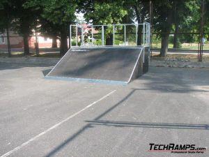 Skatepark Ośno Lubuskie - 3