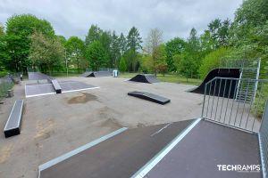 Skatepark Ostrowiec Swietokrzyski