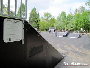 Skatepark Ostrowiec Świętokrzyski 10