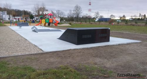 Skatepark Pamiątkowo
