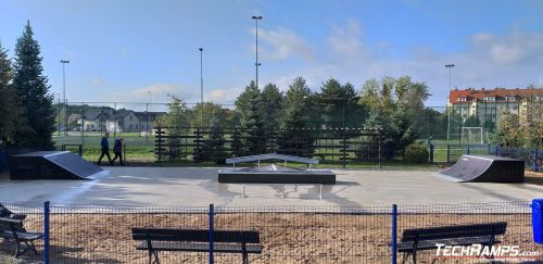 Skatepark Piła