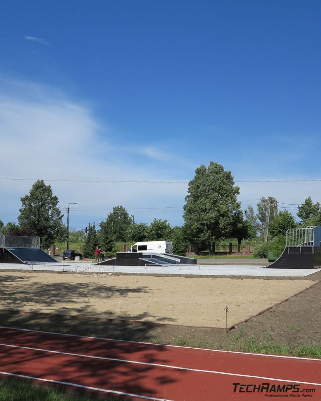 Skatepark Pilawa