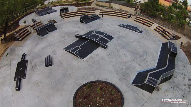 Skatepark Pisz