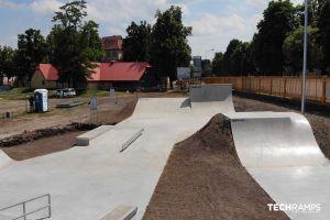 Skatepark Pleszew