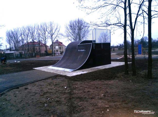 Skatepark Plock