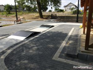 Skatepark Płośnice