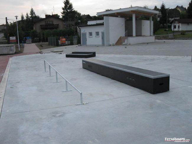 Skatepark Połomia