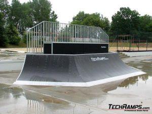 Skatepark Poznań - 7