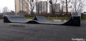 Skatepark Poznań os.Rusa