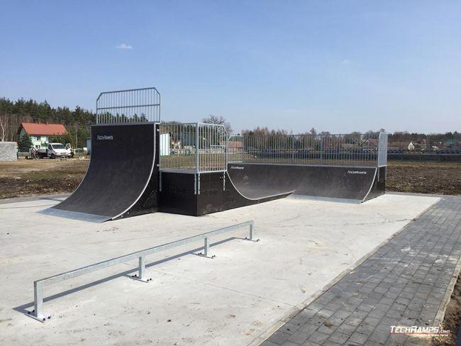 Skatepark Przyborow