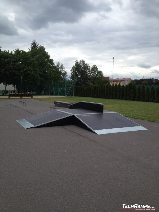 Skatepark Rawicz