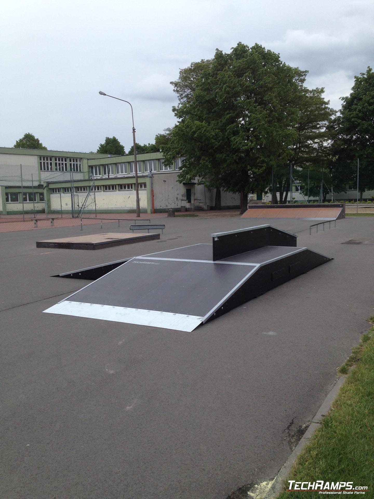 skatepark Rawicz 1