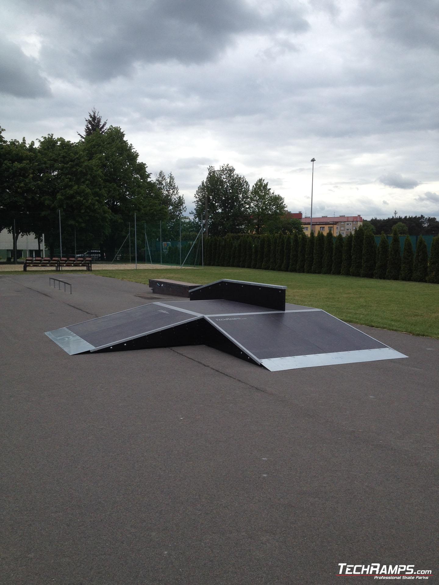 skatepark Rawicz 2