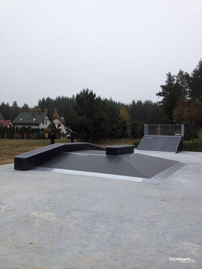 Skatepark Różnowo