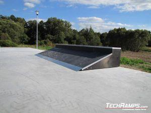 Skatepark Siewierz Grindbox