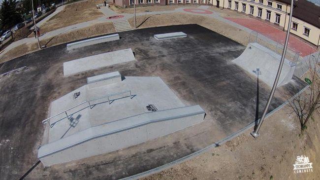 Skatepark Sławków