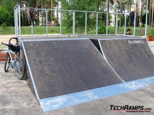 Skatepark Slawuticz - 1