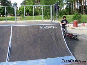 Skatepark Slawuticz - 2