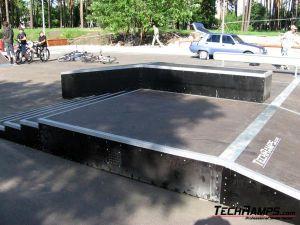Skatepark Slawuticz - 4