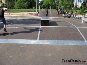 Skatepark Slawuticz - 7