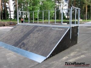 Skatepark Slawuticz - 8