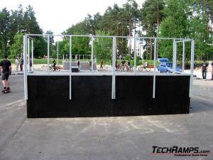 Skatepark Slawuticz - 9