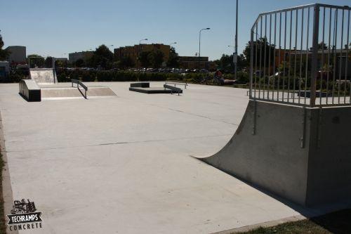Skatepark Słupca - rozbudowa