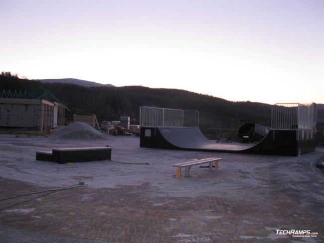 Skatepark Sosnowka