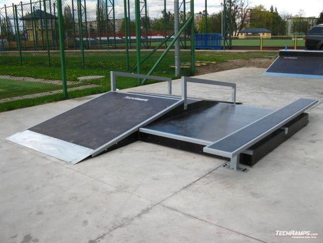 Skatepark Sroda Wielkopolska