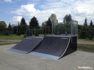 skatepark Starachowice (rozbudowa) - 1