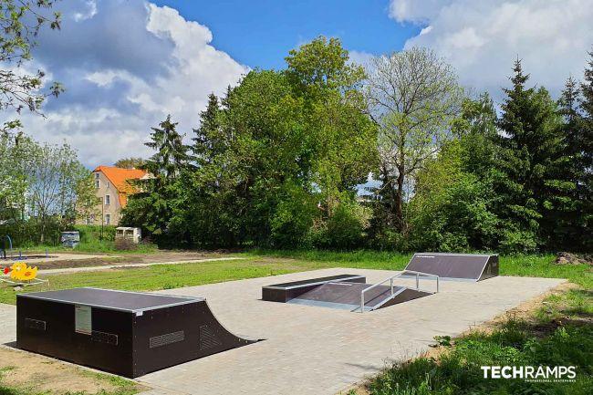 Skatepark Stegna