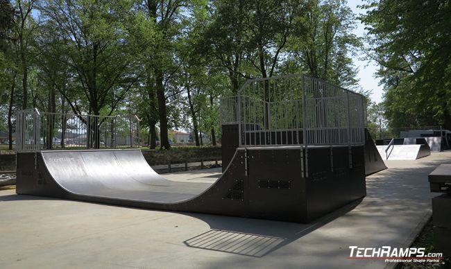 Skatepark Sulęcin