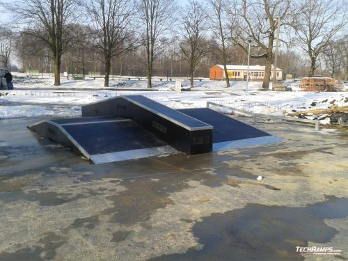 Skatepark Sulow