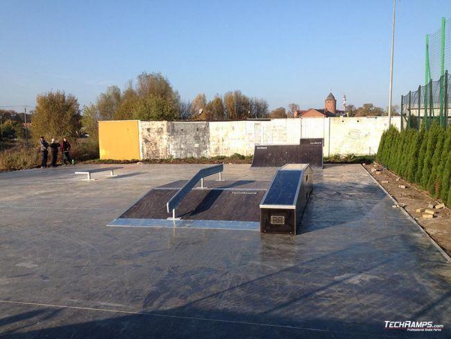 Skatepark Swidwin