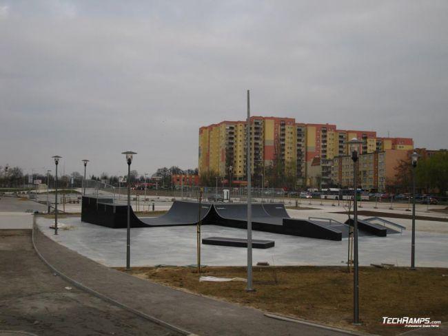 Skatepark Szczecin