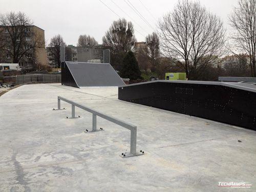 Skatepark Szczecin - Staw Brodowski