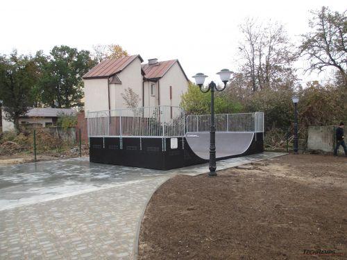 Skatepark Szczuczyn
