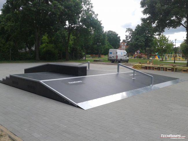 Skatepark Szczytno