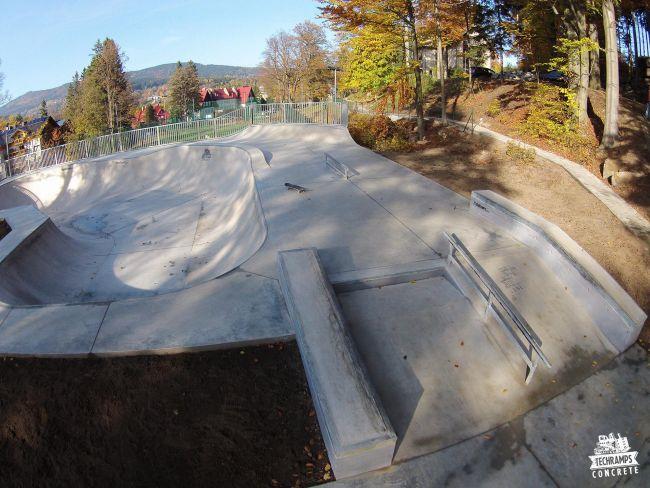 Skatepark Szklarska Poreba