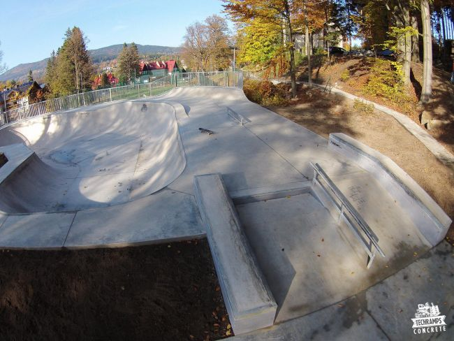 Skatepark Szklarska Poręba